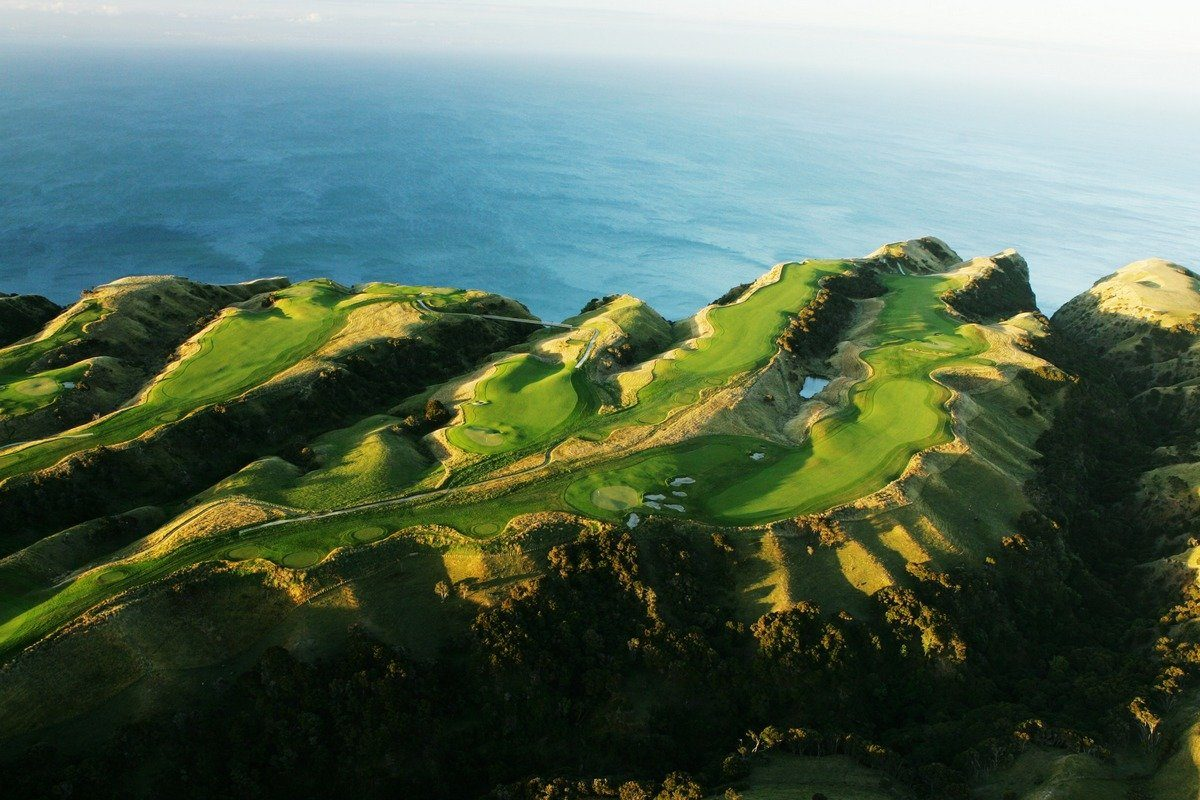 Cape Kidnappers 13 14,15,16