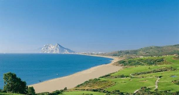 Pola golfowe na Costa del Sol